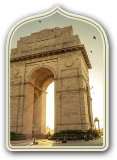 India Gate monumenti delhi